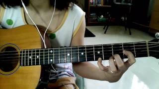 Hợp âm thế tay cao hay dùng trong solo guitar