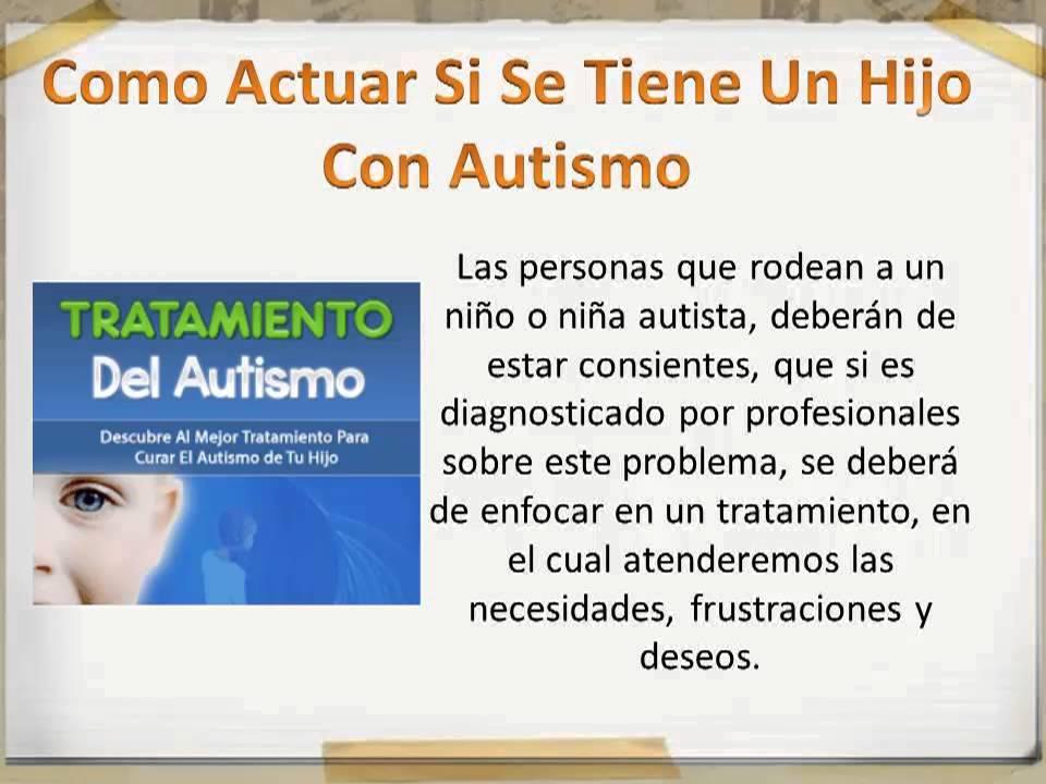 Sntomas del autismo en los adolescentes Muy Fitness