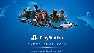 Playstation® Experience 2016  Day 1