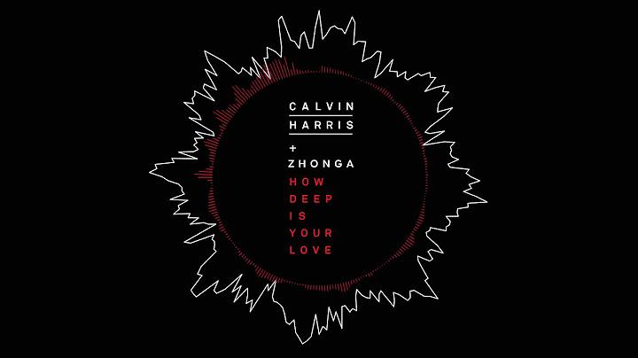calvin harris  how deep is your love michael zhonga cover
