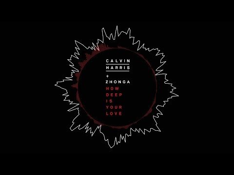 Calvin Harris - How Deep Is Your Love (Michael Zhonga Cover)