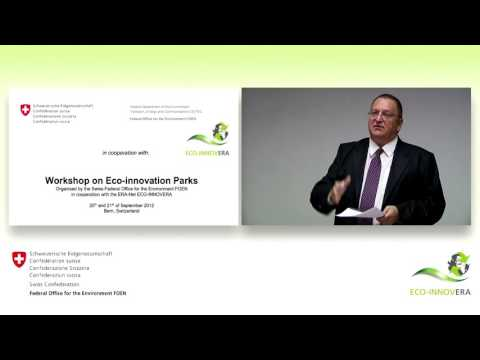Eco-innovation parks: Eco-efficient industrial parks and activities - tool for regional development