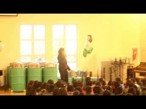 Sam's Award- Bahia Vista Elementary School, San Rafael,CA