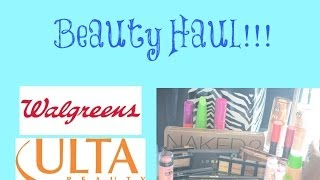 Huge Beauty Haul! 2014 Thumbnail
