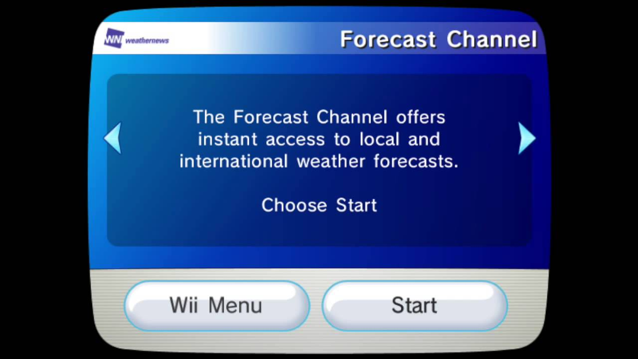 how to delete channels from the wii
