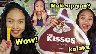 Unboxing Makeup while wearing my LONGE§T NAÍLS!