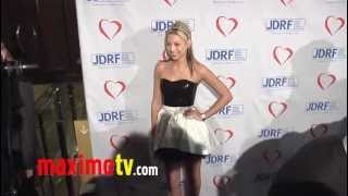 Charlie Sheen's Goddess NATALIE KENLY at JDRF's 8th Annual Gala