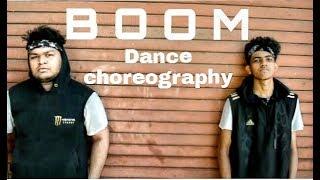 BOOM - Tiesto ft Gucci Mane Dance Choreography