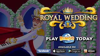 BINGO Blitz - Royal Wedding Trailer
