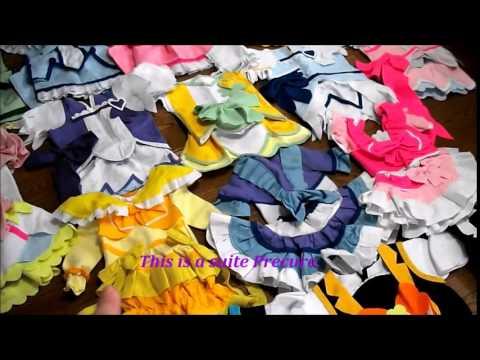 Download 【華月7歳】プリキュアシリーズ手作り衣装紹介☆Precure Handmade costume