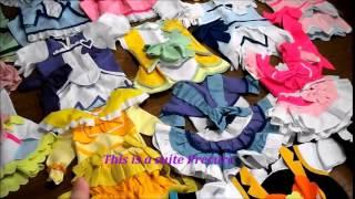 【華月7歳】プリキュアシリーズ手作り衣装紹介☆Precure Handmade costume thumbnail