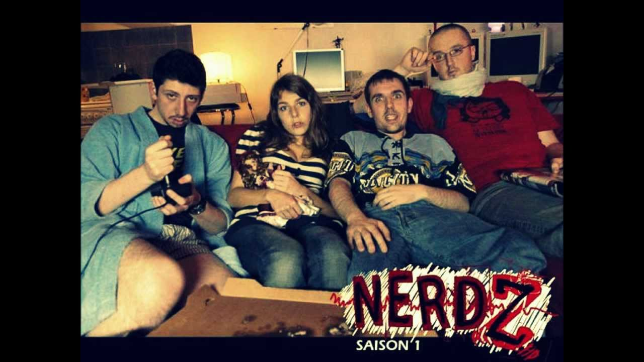 over the top nerdz
