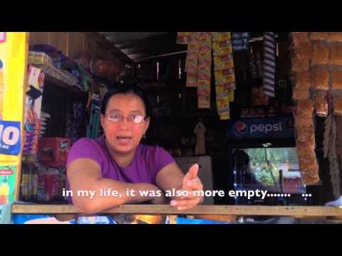 Olga's story - Micro-credit changing lives in Honduras