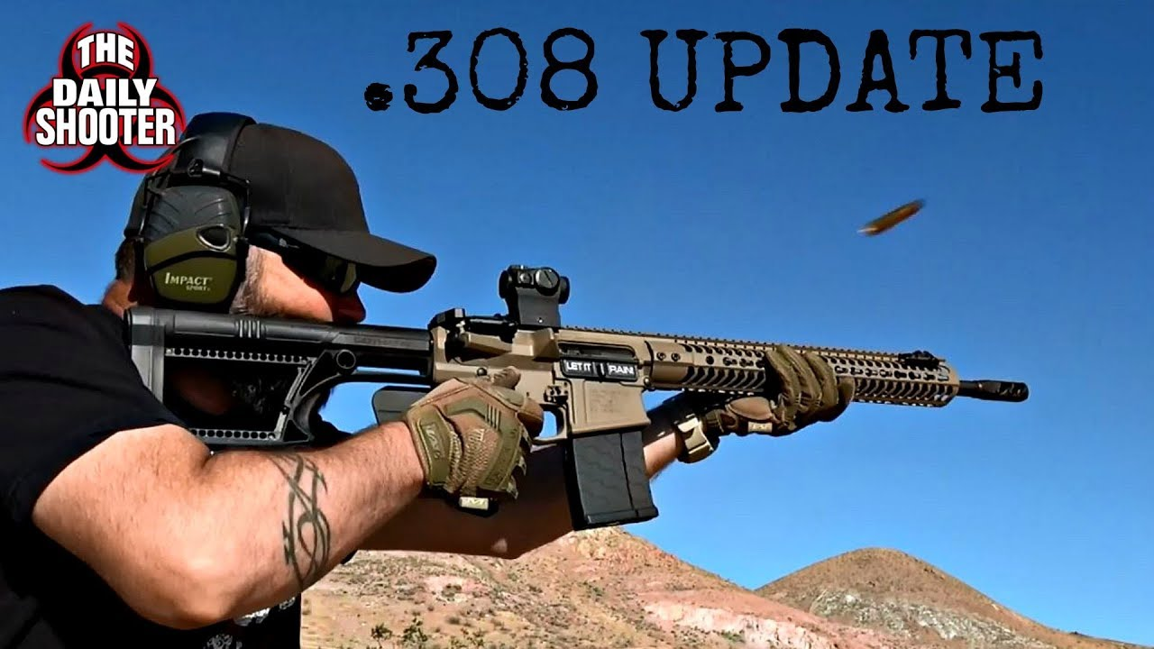 Project 308 2,500 Round Update