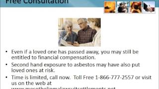 Mesothelioma Lawyer Chillocothe Ohio 1-866-777-2557 Asbestos Lung Cancer Lawsuit OH Attorneys
