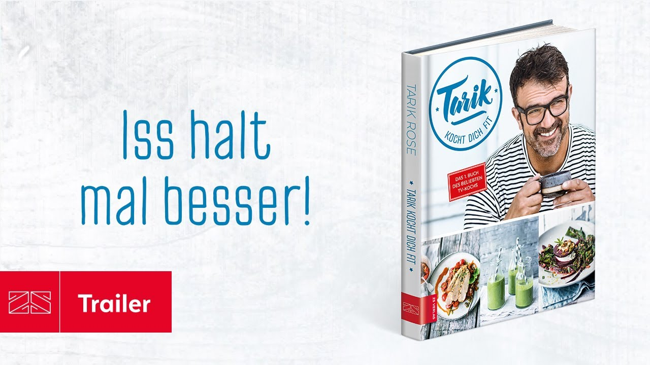 Tarik kocht dich fit - Tarik Rose - YouTube