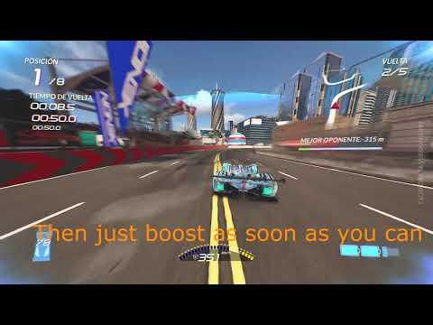 Xenon Racer - Miami R record (0.35.5) Mp3
