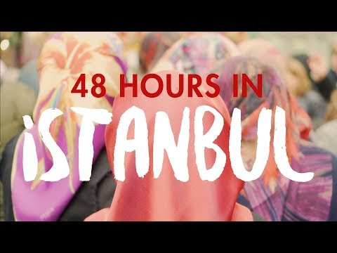 48-hours-in-istanbul