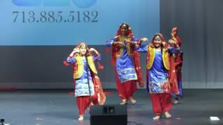 Sugarland Bhangra Crew at Vaisakhi Mela 2017