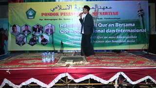 h sidiq mulyana qori internasional