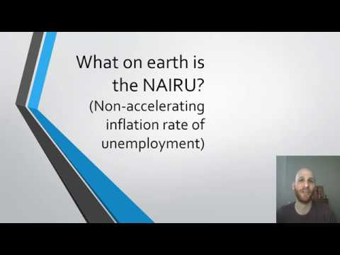 What on earth is the NAIRU? (part one)