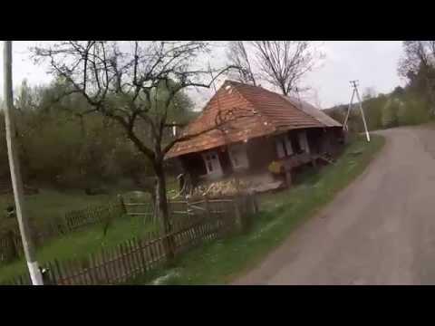 Ukraina wieś Lubnya