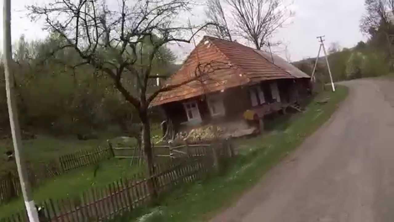 Ogromnie Ukraina wieś Lubnya - YouTube QJ97