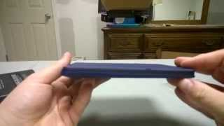 Kindle Voyage 3G Wi-Fi and Origami Cover Unboxing
