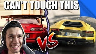 CAN'T TOUCH THIS SUPRA EDITION [NON F*TTI CON LA SUPRA]