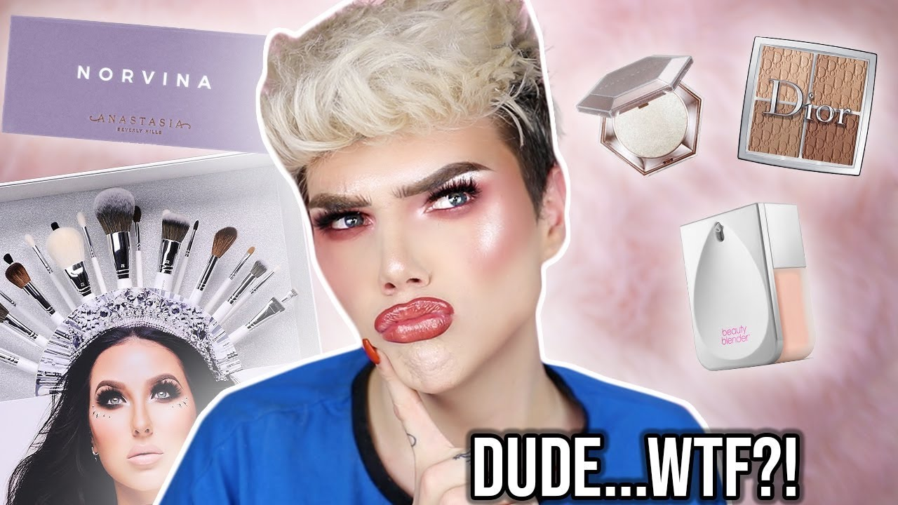 testing-new-hyped-makeup-beauty-blender-jaclyn-hill-x-morphe-and-more-thomas-halbert