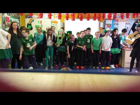 Seachtain na Gaeilge 2015 - Ranganna a 5 agus a 6