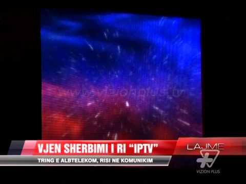 """Vjen shërbimi i ri """"IPTV"""" - News, Lajme - Vizion Plus"""