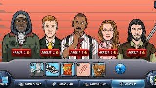 "Criminal Case: The Conspiracy Case #55 - ""Running Scared"" | ARREST KILLER!"