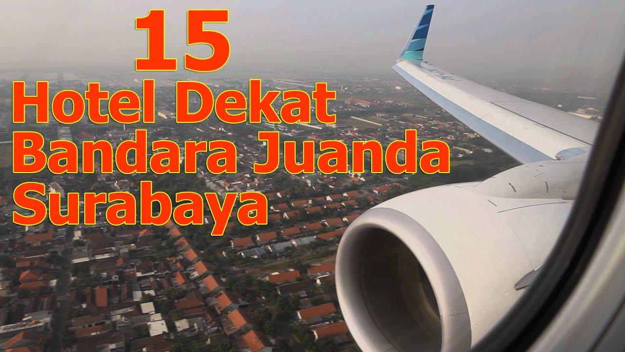 Hotel Dekat Bandara Juanda Terminal 2 Dan 1 Surabaya