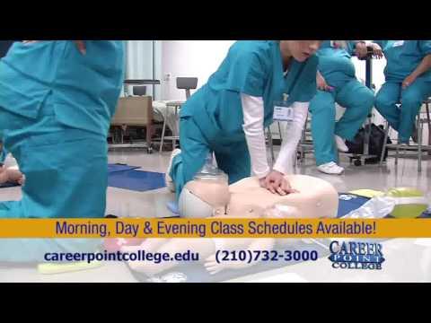 Nursing Classes at Career Point College San Antonio Campus