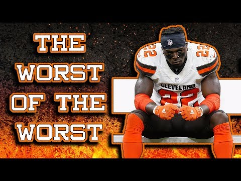 Who Was the Absolute WORST Team in NFL History?