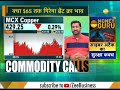 Commodities Live: Know about action in commodities market, 3rd May, 2019