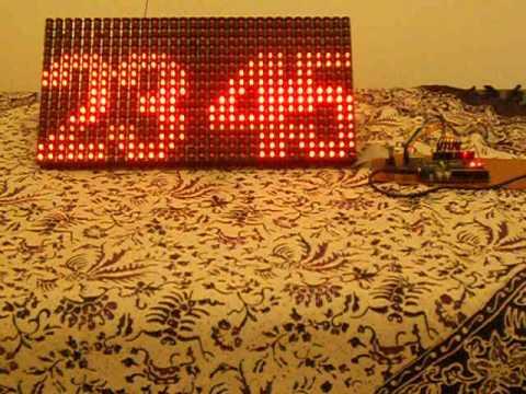 Download Arduino + P10 LED Display