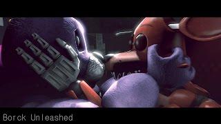 Five Nights at Freddy's| Foxy x Bonnie| 3D Animation