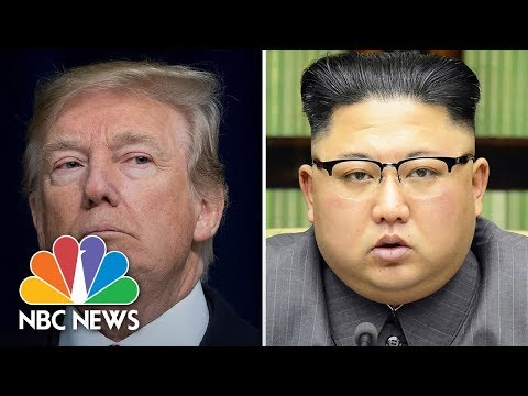 Can A Dictator And A Dealmaker Come To Terms On Nuclear Weapons? | NBC News