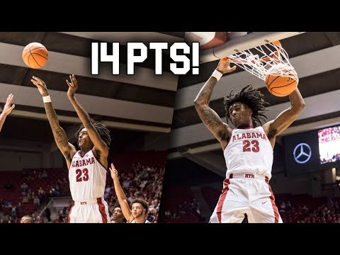Is John Petty the Most SLEPT on SG in College?! Drops 14 Pts & 3 Ast!