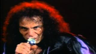 dio egypt the chains are on live at the spectrum 1984