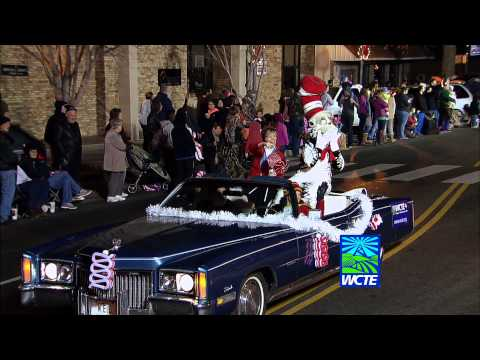 2013 Cookeville Christmas Parade