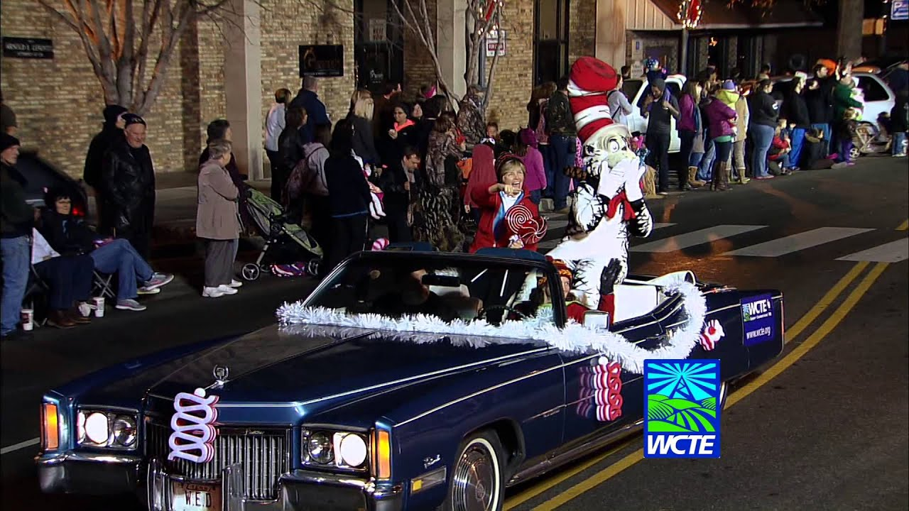 2013 Cookeville Christmas Parade - YouTube