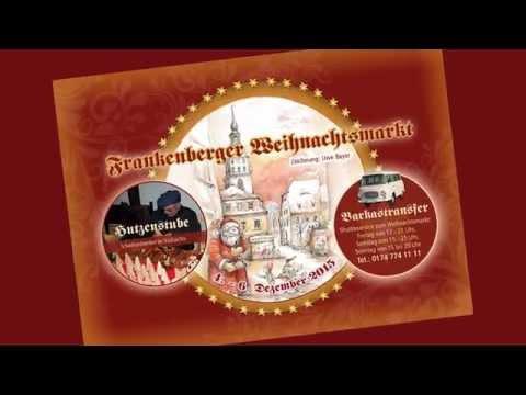 Weihnachtsmarkt Frankenberg.Weihnachtsmarkt Frankenberg 2015