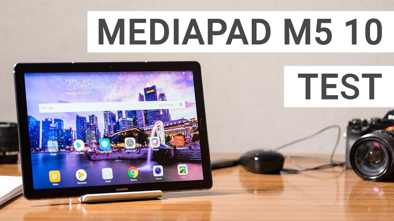 Huawei Mediapad M5 10 Test Das Beste Android Tablet Des Jahres