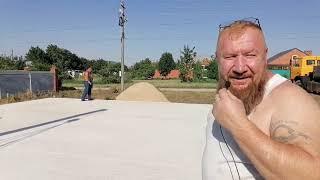 Строим дом из Арболитовых блоков станица Каневская, переезд на ПМЖ в Краснодарский край, Арболит Юг