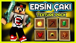 Ersin Çakı Texture Pack - Minecraft PE 1.0.5 iOS, Android, Windows 10 MCPE