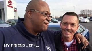 Jeff Meredith Customer Review at Toyota of Bowling Green