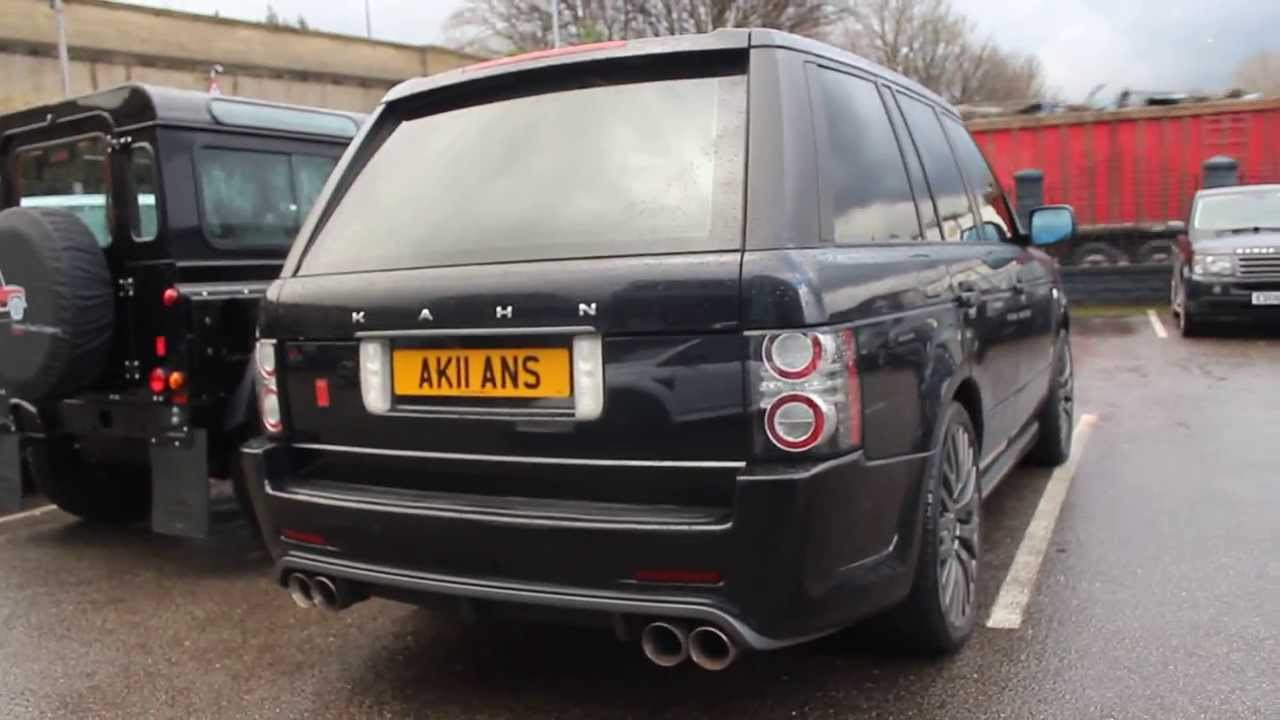 Range Rover L322 Autobiography >> 2014 Range Rover Vogue Autobiography Review, in Depth Kahn Edition - YouTube